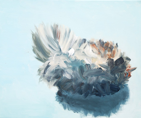 """Feder"" 2012, Lalena Moseler"