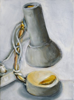 """Lampe"" 2014, Lalena Moseler"