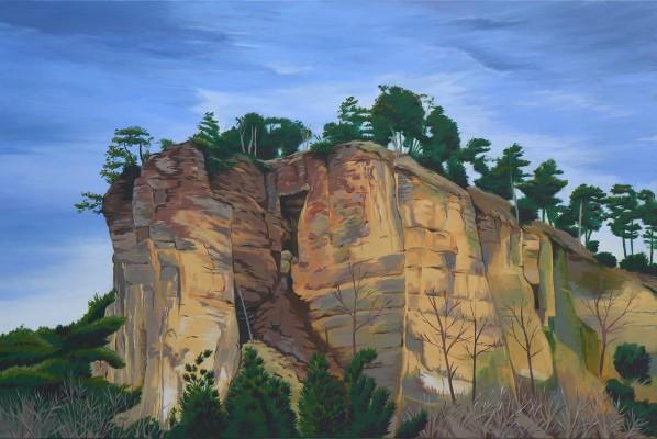 Harz Gemälde