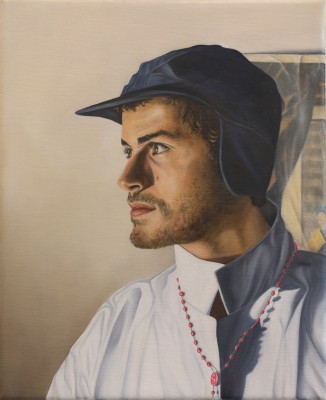 Porträt B.K.
